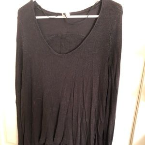 Free people oversized thermal